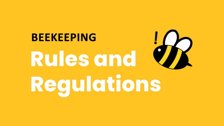 state beekeeping laws, rules, and regulations